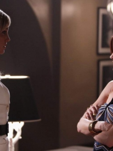 Katie Cassidy and Laura Leighton bring the drama in the new &#8216;Melrose Place&#8217;
