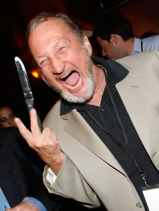 Robert Englund at the Ludacris Party at On Broadway in San Diego on July 24, 2008