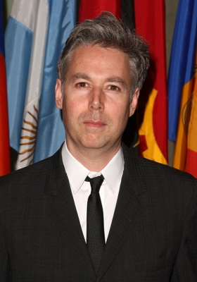 Adam Yauch of The Beastie Boys attends the 'Welcome to Gulu' exhibition opening at the United Nations on May 12, 2009