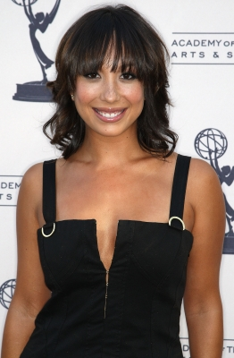 'Dancing with the Stars' champ Cheryl Burke hits the red carpet at the Academy of Television Arts & Sciences' 'TV Moves! 2 Live' in Los Angeles on July 21, 2009