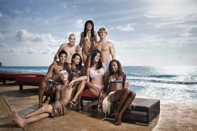 The new roommates of 'The Real World: Cancun'