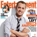 T.R. Knight on the cover of Entertainment Weekly (July 2009)