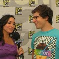 Comic-Con 2009: Andy Samberg Talks &#8216;Cloudy With A Chance Of Meatballs&#8217;
