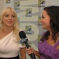 Comic-Con 2009: Anna Faris Talks &#8216;Cloudy With A Chance Of Meatballs&#8217;