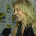 Comic-Con 2009: Elizabeth Mitchell Talks 'V' & 'Lost'