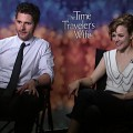 Eric Bana & Rachel McAdams Talk 'Time Traveler's Wife'