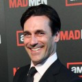 Jon Hamm looking dapper at the premiere of AMC's 'Mad Men' Season 3 at the Directors Guild of America on August 3, 2009 in Los Angeles