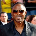 Wayne Brady arrives to the Primetime Emmy Awards in Los Angeles on September 21, 2008