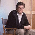 Director John Hughes in 1990