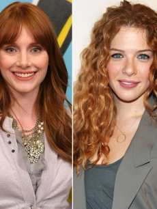 Bryce Dallas Howard, Rachelle Lefevre