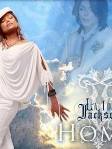 The cover of La Toya Jackson&#8217;s &#8216;Home&#8217; single