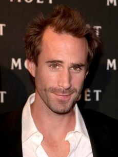 Joseph Fiennes arrives at Moet & Chandon: A Tribute To Cinema