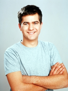 Joshua Jackson in 2001