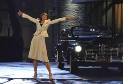 Katie Holmes kicks off her Judy Garland homage on 'So You Think You Can Dance'